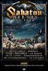 SABATON TOUR_2014_France
