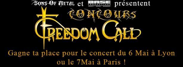 ConcoursFreedomCall