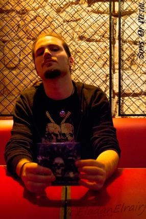 Soirée promotionnelle de l'EP Madness Leads To Death
