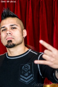 Interview avec Jasen Moreno – Drowning Pool