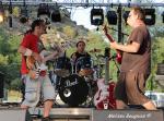 Festival Rock D'Ay, le 20 juillet 2013 à Sarras, berges de l'Ay (Ardèche)