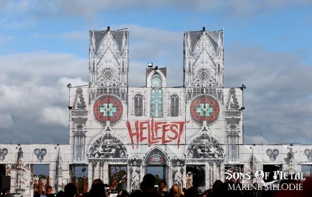 Hellfest, les 21, 22 et 23 juin 2013, à Clisson