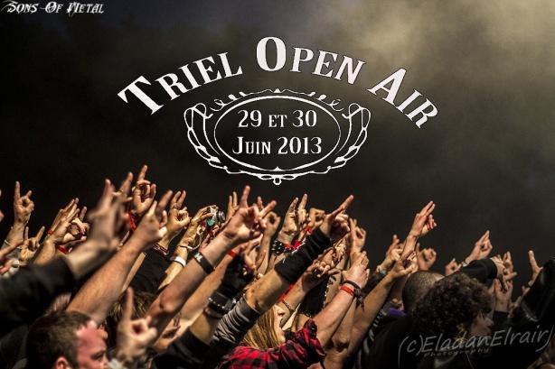 Triel Open Air Festival – 29 juin 2013, Triel sur Seine