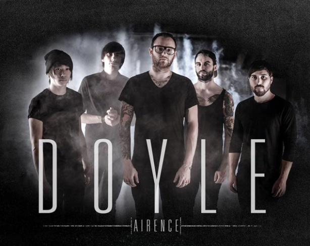 Doyle Airence : Promo Pic