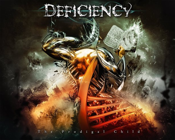 Deficiency – The Prodigal Child (Album)