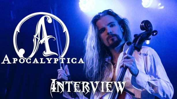 Interview (Video)  : Apocalyptica, rencontre avec Perttu au Hard Rock Café