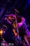 Napalm Death + Hammercult + Deathawaits, le 15 avril 2014 au CCO (Villeurbanne)