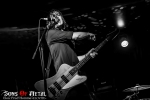 The Datsuns + The Black Flowers, le 20 mai 2014 à L'Ayers Rock Boat (Lyon)